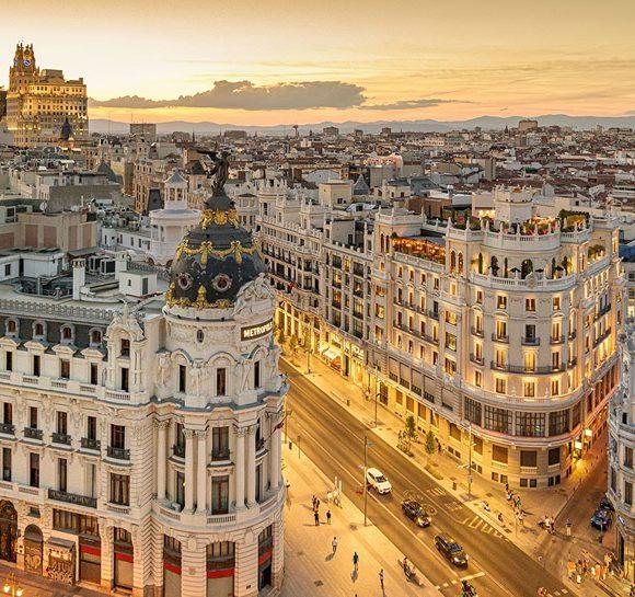 Living Madrid