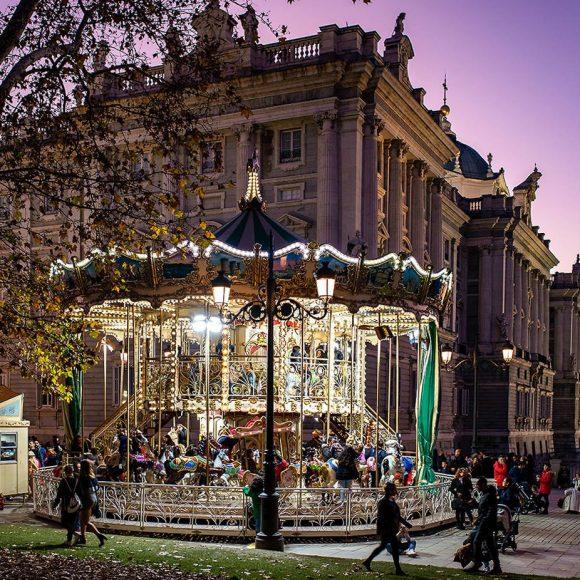Un Paseo por Madrid en Navidad