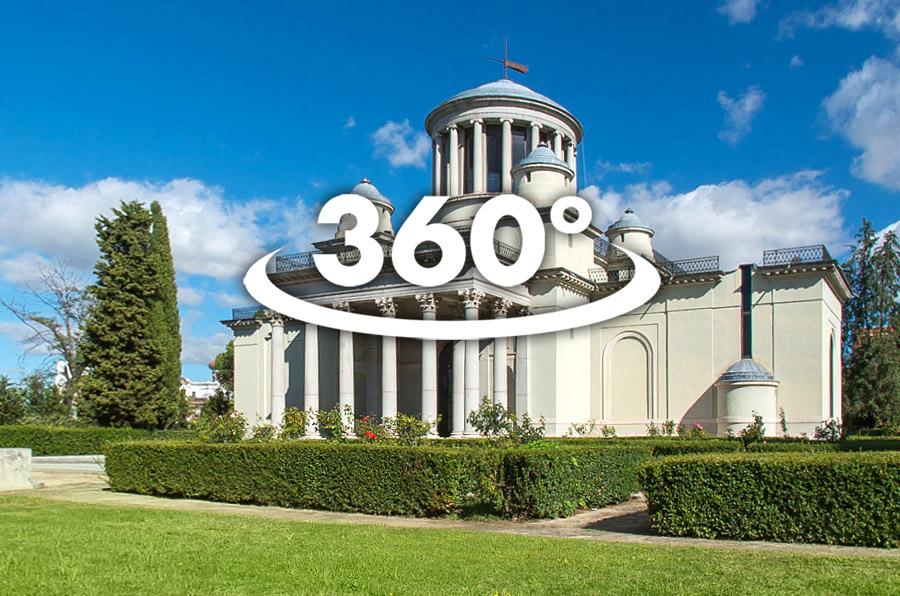 Visita 360º al Observatorio Astronómico de Madrid. Living Madrid.