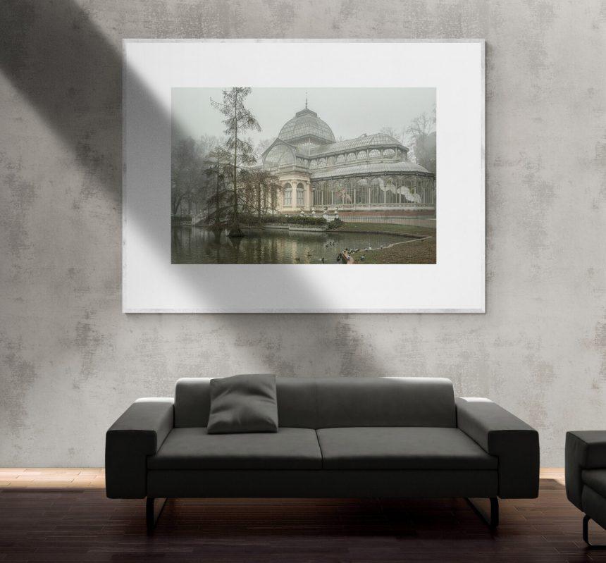 Decora tus espacios con las fotografías más bellas de Madrid realizadas por el fotógrafo Adolfo Gosálvez